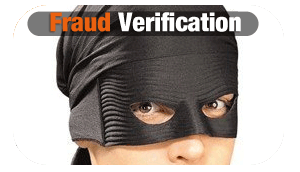 Fraud verification